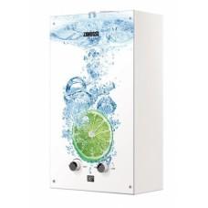 Газовая колонка GWH 10 Fonte Glass Lime